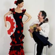 """""""Duo Agua y Vino"""" Flamenco & Gipsy Musik und Tanz mit Barbara Hennerfeind und Erik Weißenberger"""