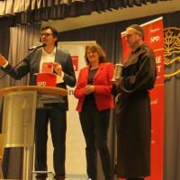 Aschermittwoch 2017 mit Ralf Hofmann, Kathi Petersen und Bruder Barnabas